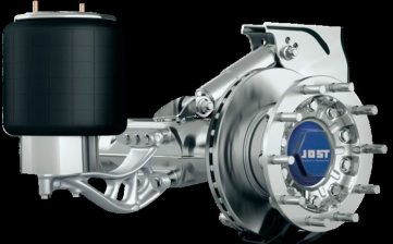 JOST Mercedes-Benz Trailer Axle Systems