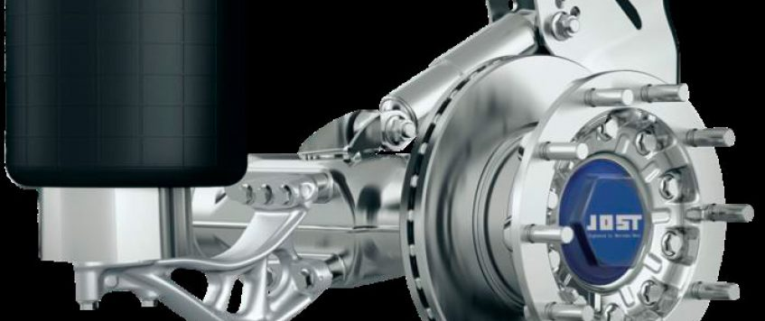 JOST Mercedes-Benz Trailer Axle Systems