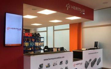 Nueva delegación de Hermua Recambios en Cantabria